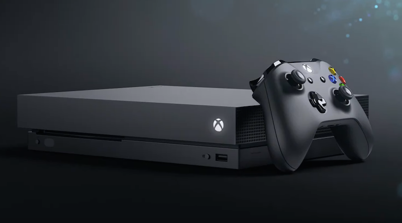 4k assets alleen gedownload op Xbox One X