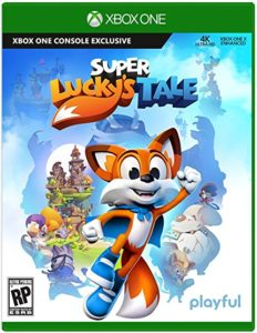 Super Lucky's Tale game voor Xbox One X